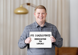 DTL Consultants - Dedicated To Local Whiteboard